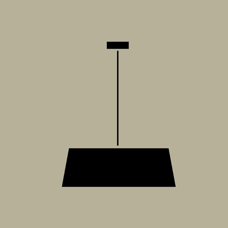 Swinging lamp